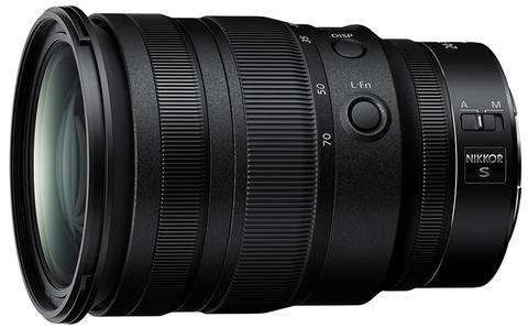 Объектив Nikkor Z 24-70mm f/2.8 S для Nikon Z