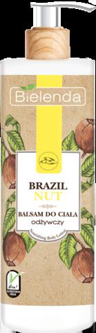 BRAZIL NUT Питательный бальзам для тела 400 мл