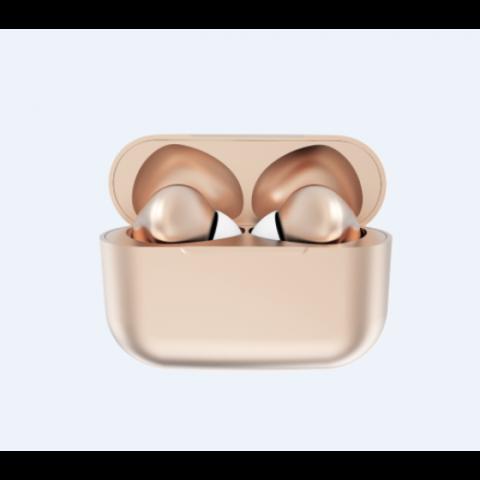 Беспрводные Bluetooth наушники InPods 13 Pro золотые