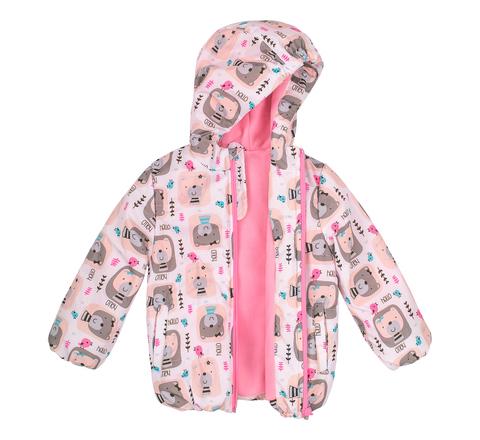 КТ218 Куртка для девочки утепленная