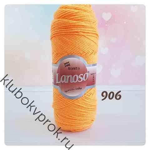 LANOSO BONITO 906, Оранжевый