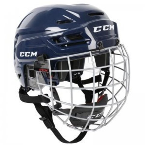 Шлем хоккейный с маской CCM RESISTANCE 100