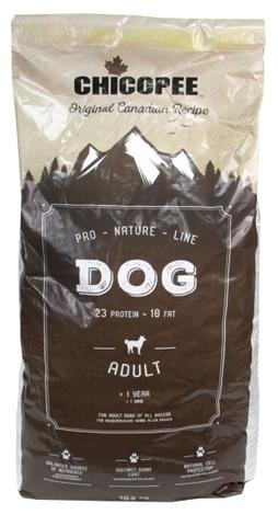 Chicopee Pro Nature Line Adult сухой корм для взрослых собак всех пород - 20 кг