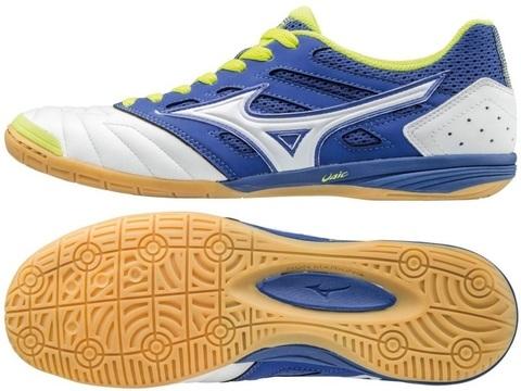 Кроссовки для зала кожаные Mizuno Sala Premium 2 In Q1GA1650-27