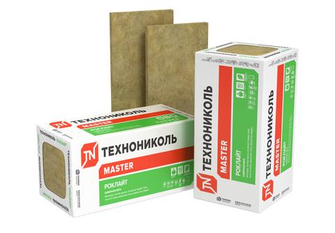 Маты Роклайт Технониколь (8 плит) 1200х600х50мм (5,76м2=0,288м3)уп