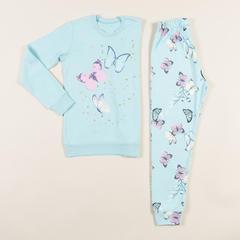 Детская женская пижама E20K-84P101