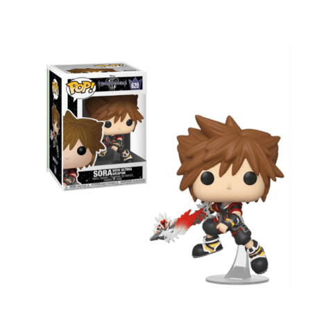 Sora (Ultima Weapon) Kingdom Hearts Funko Pop! Vinyl Figure || Сора
