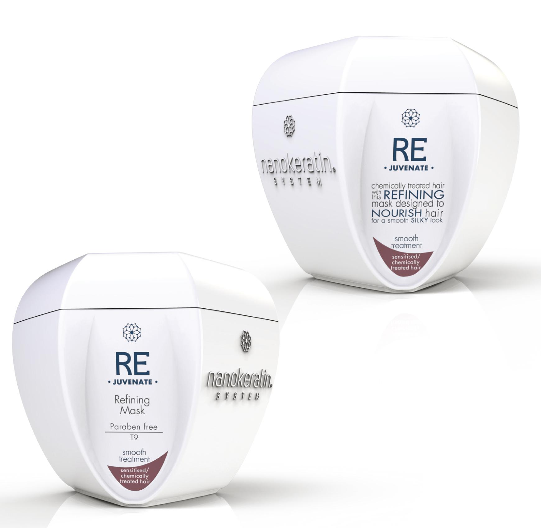 Набор для восстановления волос Nanokeratin