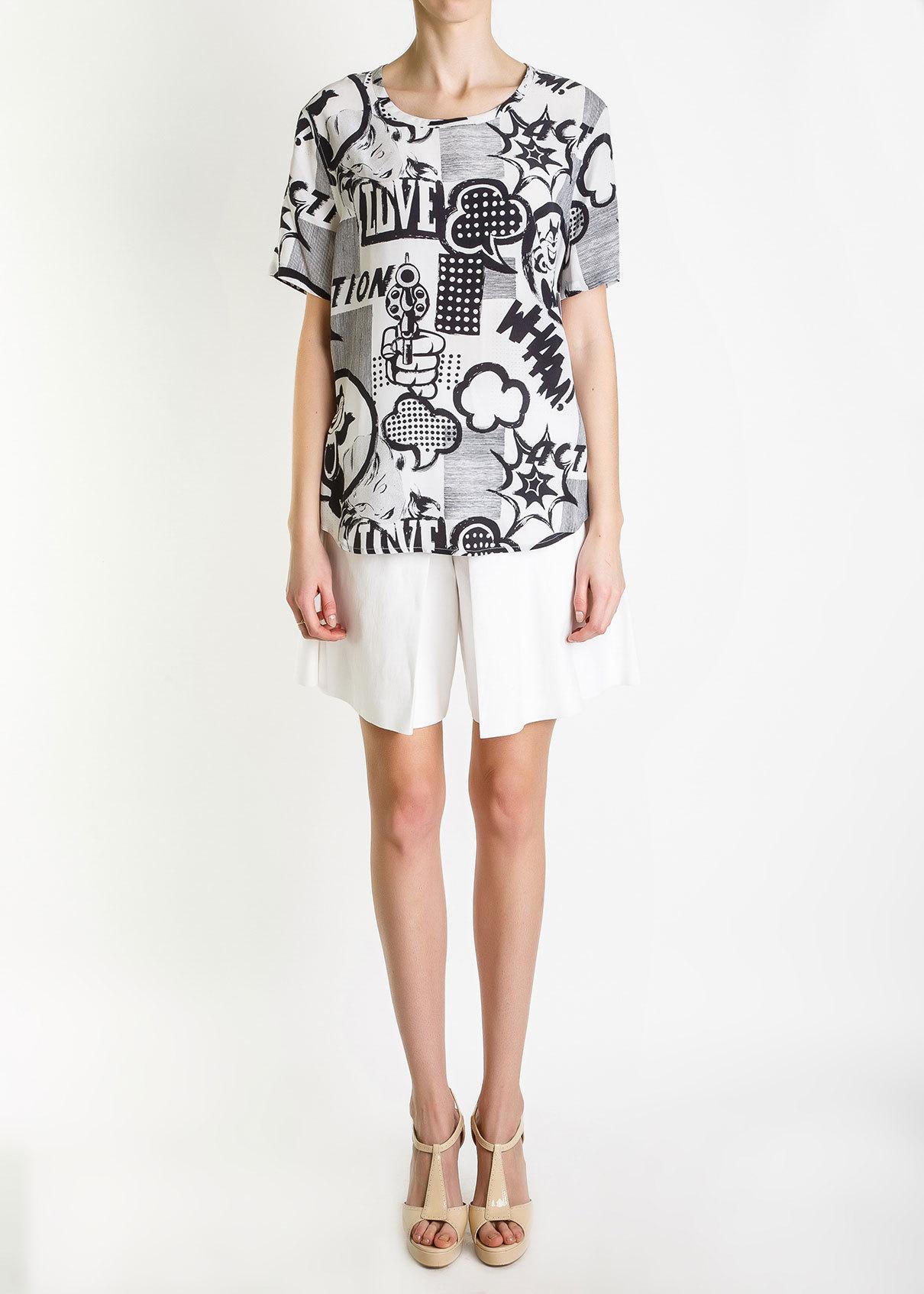 Блуза из шелка EQUIPMENT
