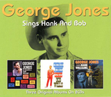 George Jones / Sings Hank And Bob (2CD)