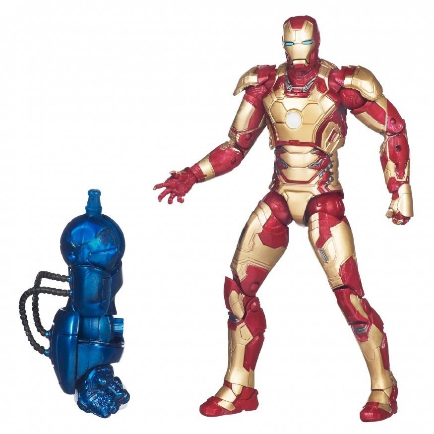 Iron Man 3 Marvel Legends Series 02 - Iron Man Mark 42