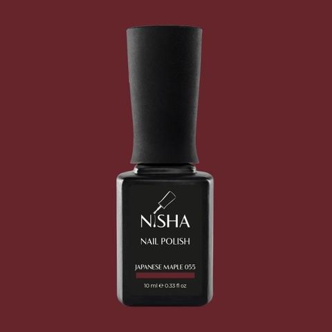 Гель-лак Nisha Japanese Maple 055