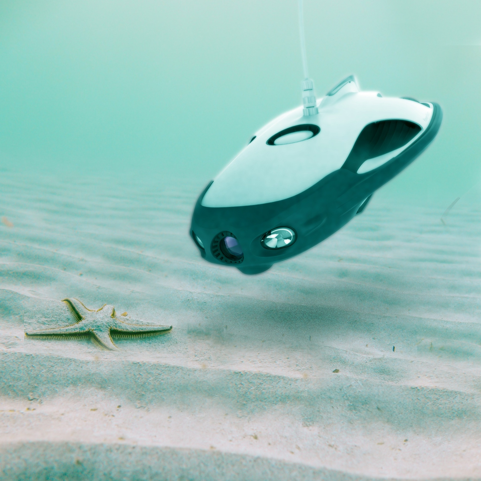 Power Ray Underwater Robot