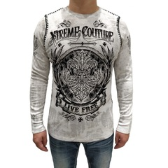 Пуловер Xtreme Couture KEEP OUT L/S THERMAL