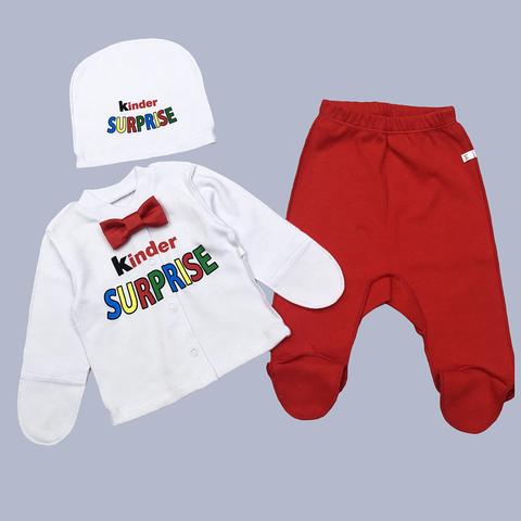Комплект хлопок новорожденному (56-62) 210124-NR8001