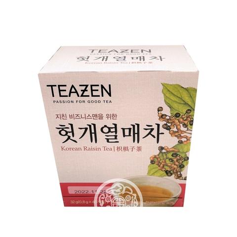 Чай корейского