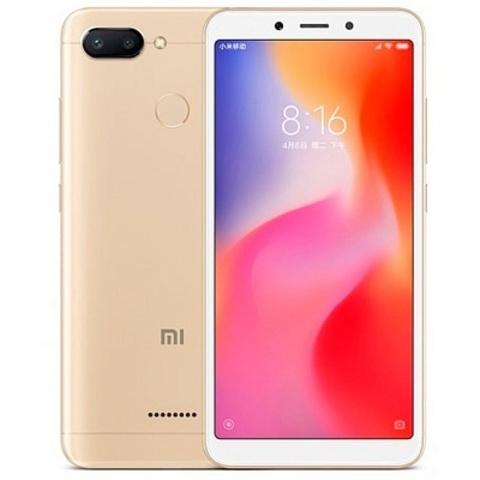 Xiaomi Redmi 6 3Gb/32Gb Gold