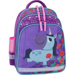 Рюкзак школьный Bagland Mouse 339 фиолетовый 498 (00513702)
