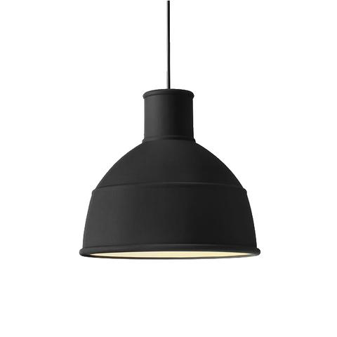 Подвесной светильник копия Unfold by Muuto D32 (черный)