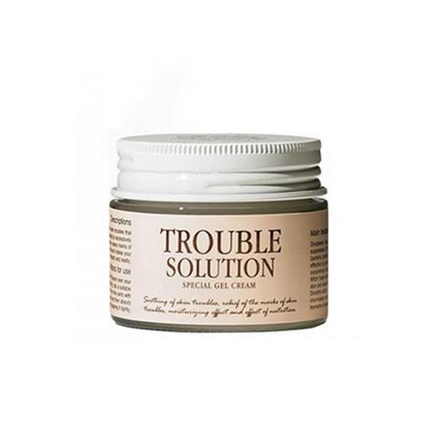 GRAYMELIN Trouble Solution Special Gel Cream Гель-крем против акне