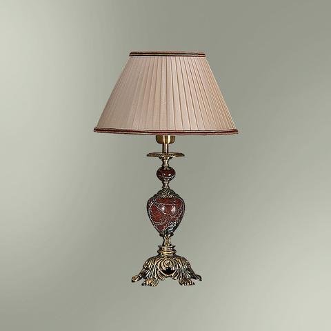 Настольная лампа с абажуром 29-08.57/8857 ВИКТОРИЯ