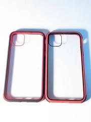 Чехол силикон с окантовкой для iPhone 11
