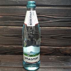 Минеральная вода «Боржоми» / 0,5 л
