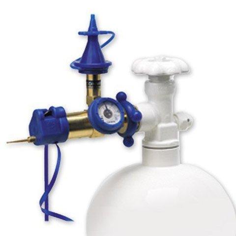Газовое оборудование с клапаном