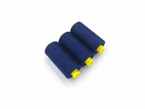 Нитки, Gutermann, MARA-120, темно-синие, 1000 м, шт