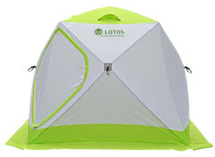 Палатка для зимней рыбалки ЛОТОС Куб Классик А8