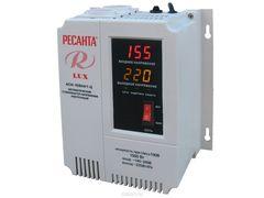 Стабилизатор Ресанта LUX АСН-1500Н/1-Ц
