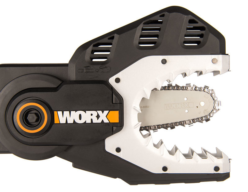 Пила аккумуляторная WORX JawSaw WG329E.9 20В