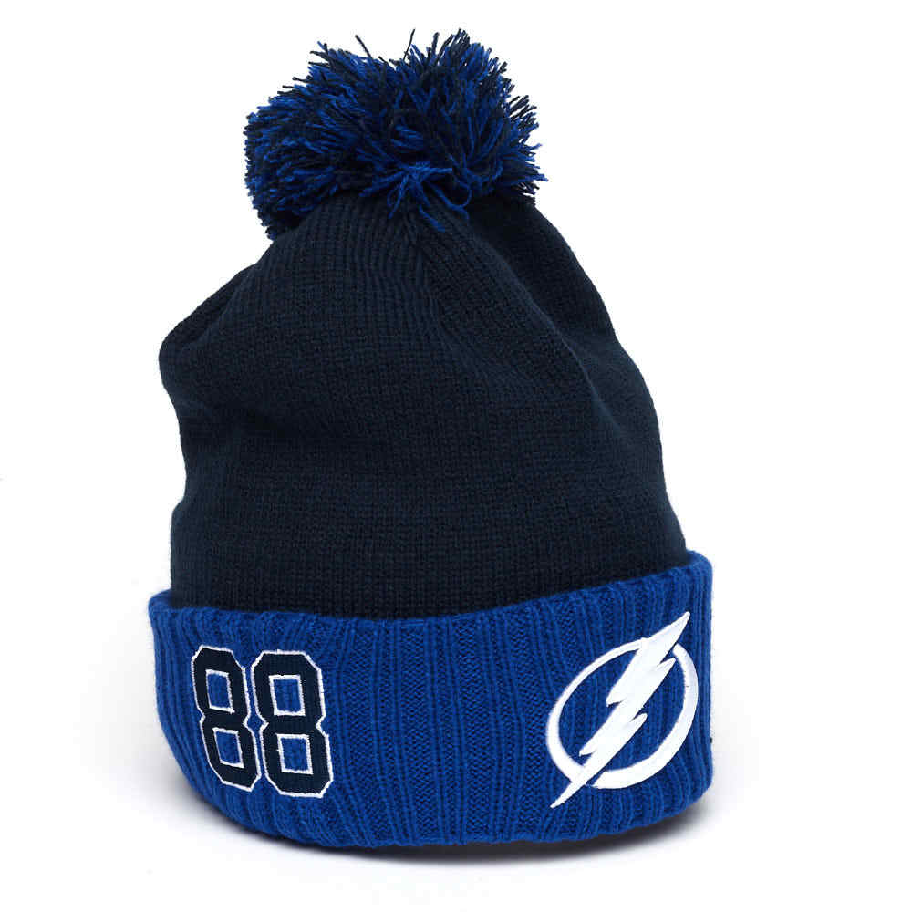 Шапка NHL Tampa Bay Lightning № 88