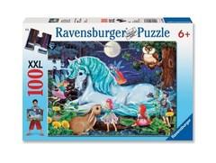 Puzzle Enchanted Forest 100 pcs