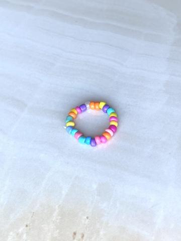 Кольцо Фелис, разноцветное