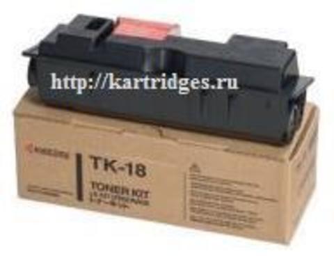Картридж Kyocera TK-18J