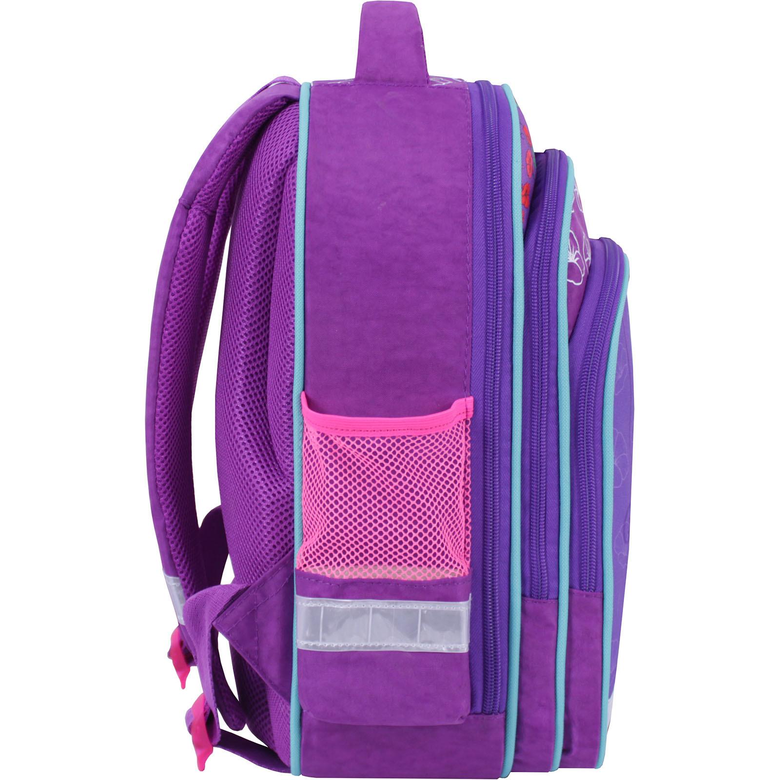 Рюкзак школьный Bagland Mouse 143 фиолетовый 498 (0051370) фото 3
