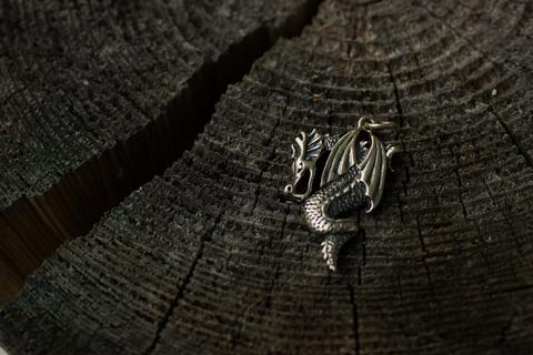 талисман Кельтский дракон