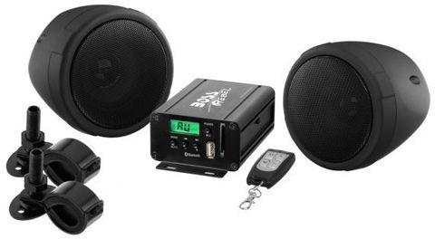 Аудиосистема Boss Audio MCBK520B, 600 Вт