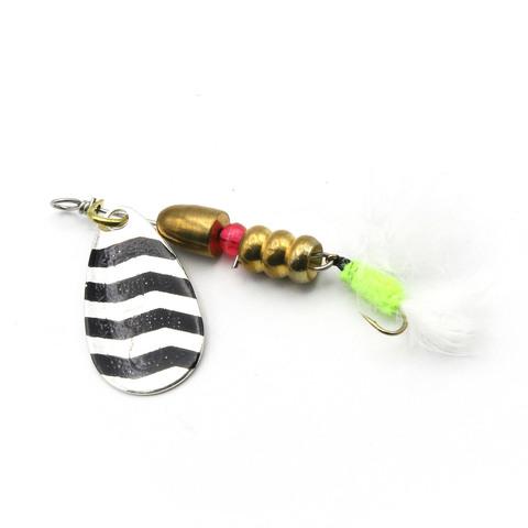 Блесна Fishycat Bretton Streamer - №2 / SBS