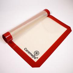 Коврик силиконовый армированный со стекловолокном 30*40 см