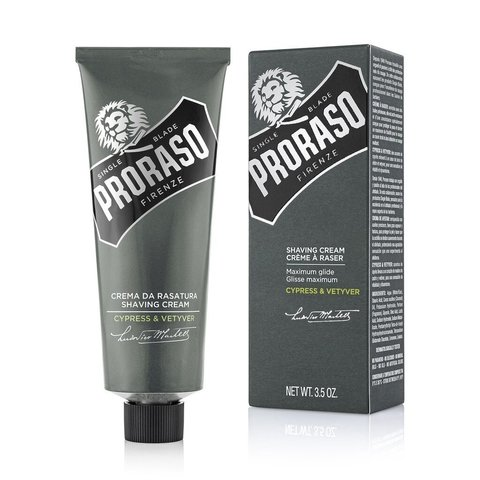 Крем для бритья Proraso Cypress & Vetyver 100 мл