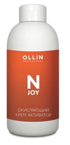 OLLIN N-JOY Окисляющий крем-активатор, 8% 100мл