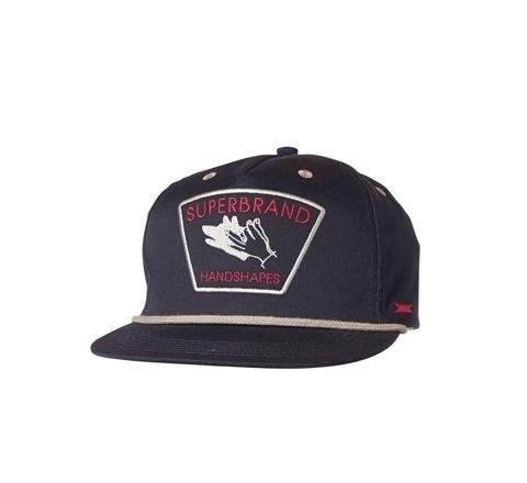 SUPERBRAND Handshapes Hat