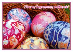 Açıqca (Открытки) Novruz bayramı