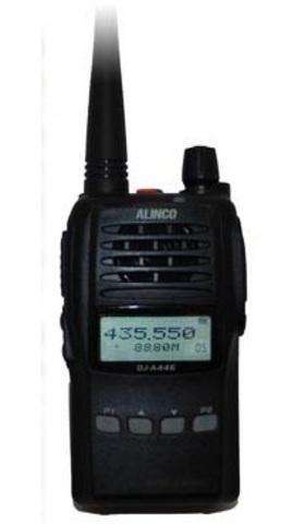 УКВ радиостанция ALINCO DJ-A446