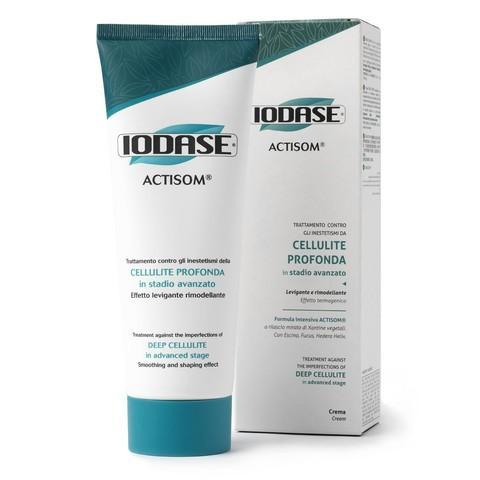 Natural Project Iodase Actisom: Антицеллюлитный крем Актисом - интенсивное лечение (Iodase Actisom Сrema), 220мл