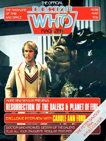 Doctor Who Magazine #68 (March 1984)