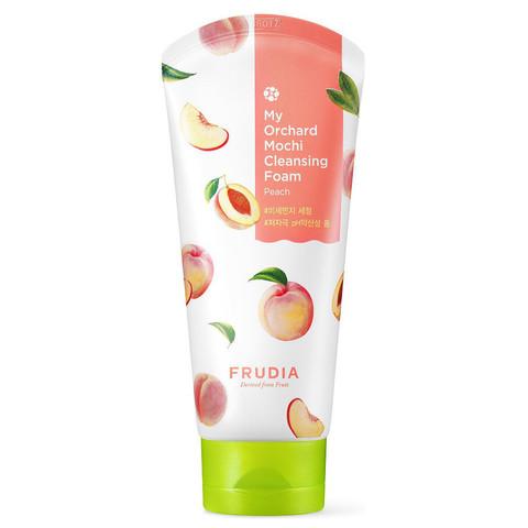 Frudia Пенка-моти для лица c персиком, очищающая, 30 гр