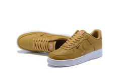 Nike Air Force 'Brown/White'